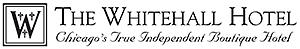 Whitehall Logo B&W