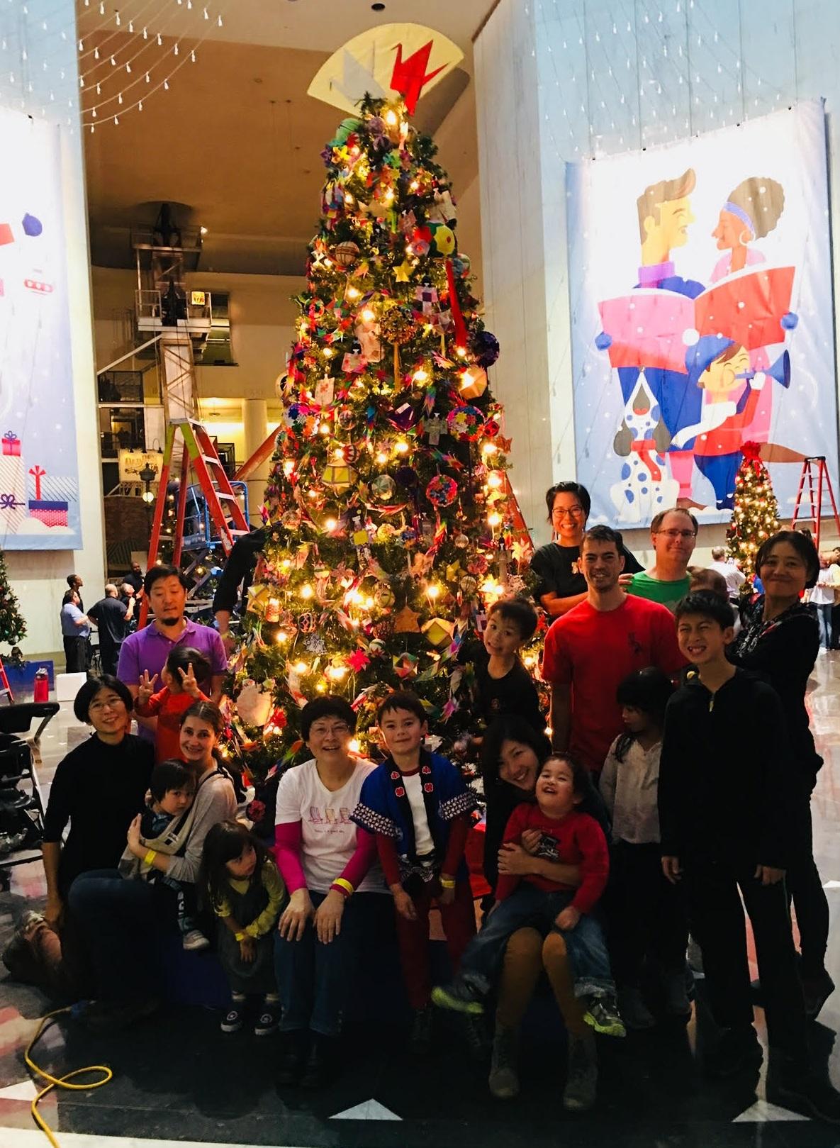 Museum Of Science And Industry Christmas Around The World 2019 Tampopo Kai | JASC